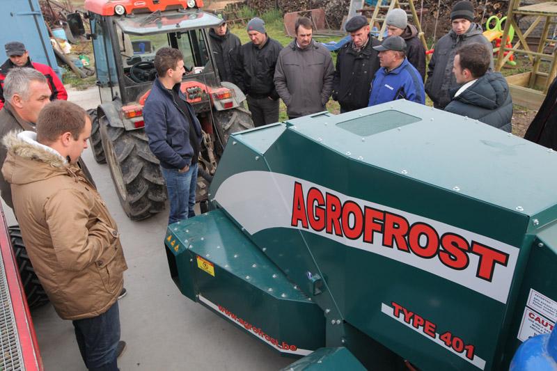 maszyny dla sadowników, przymorzki, Agropartners, Goldoni