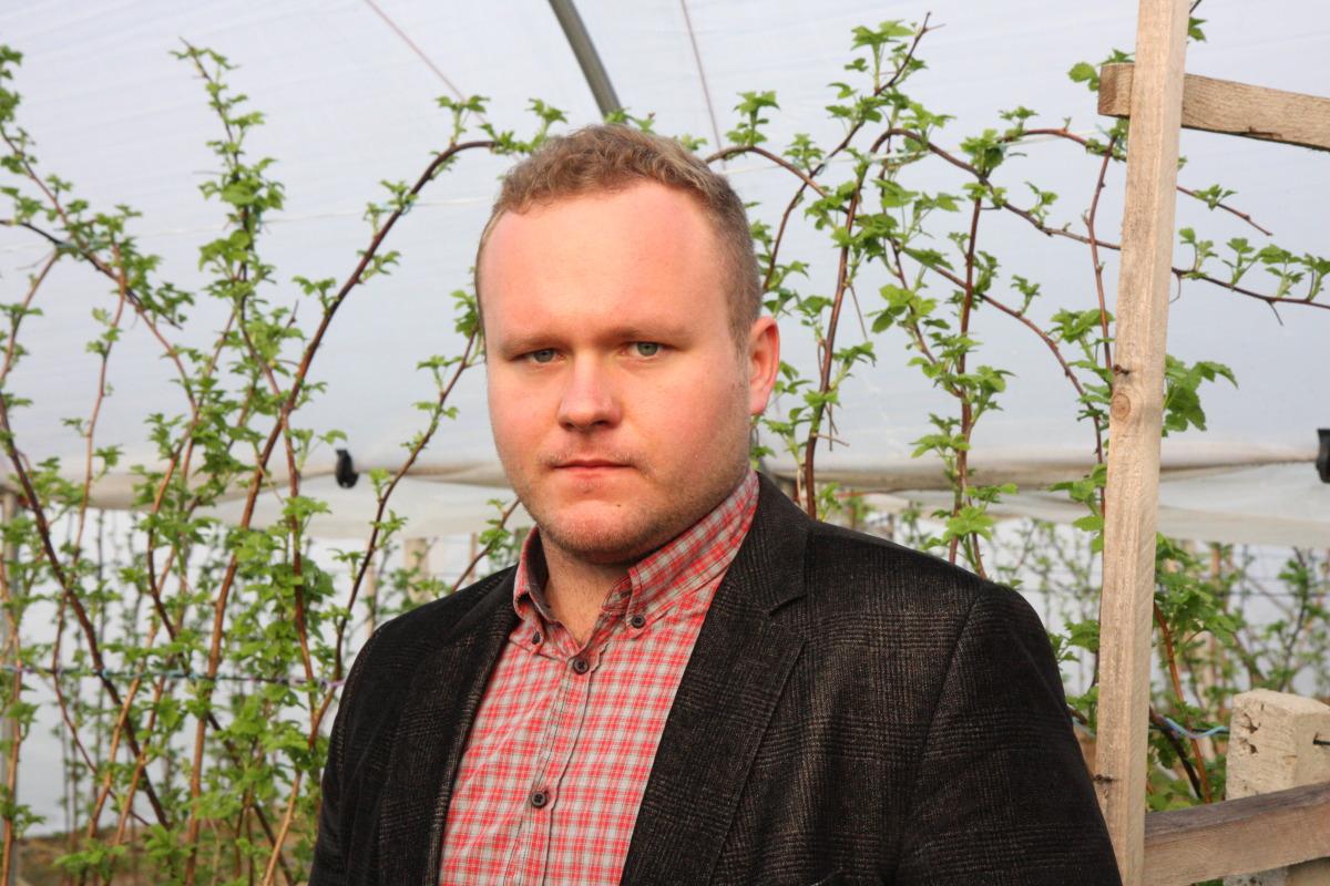 Malinowe Factory, malina, Calfert, nawóz naturalny, Adam Borzęcki