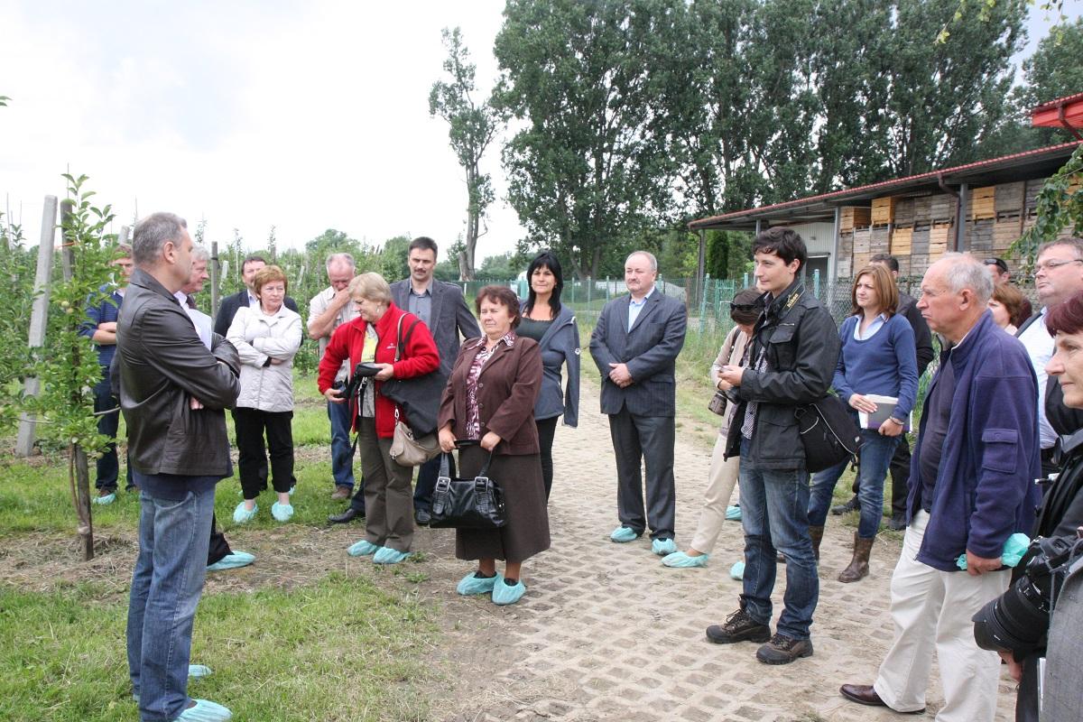 eksperci sadowniczy, SD w Wilanowie, ochrona jagodowych, ochrona truskawek