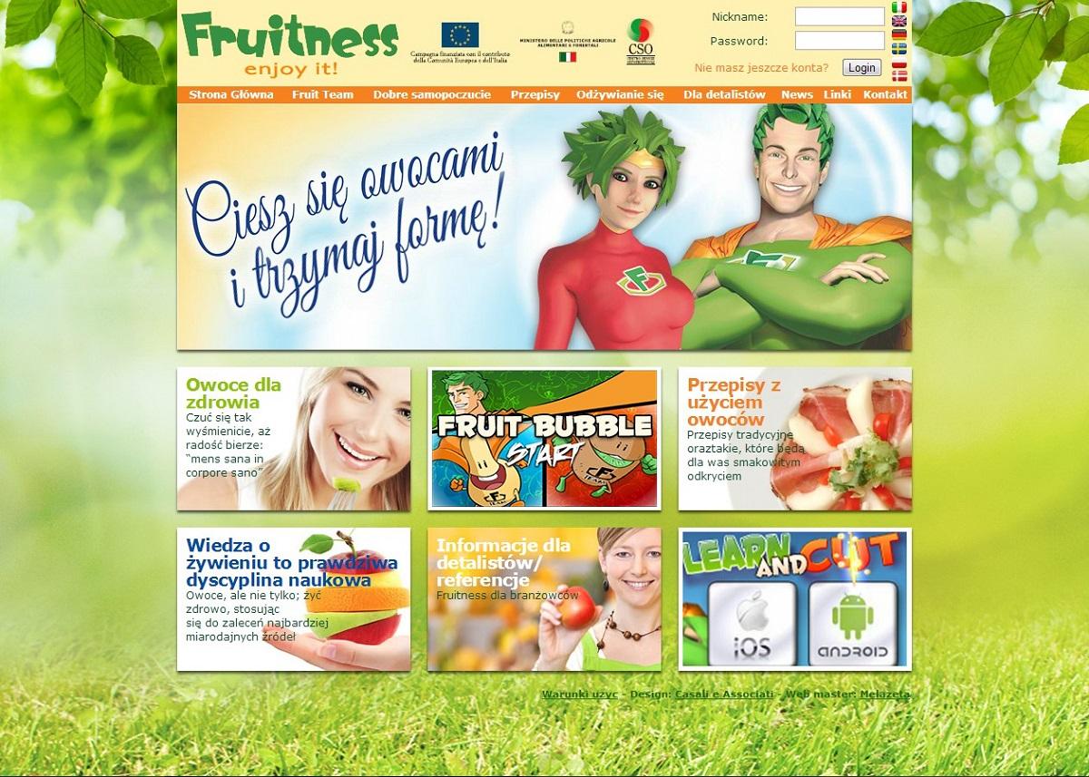 aktualności, Fruitness, CSO, jagodnik, Mr Fruitness, Miss Fruitness