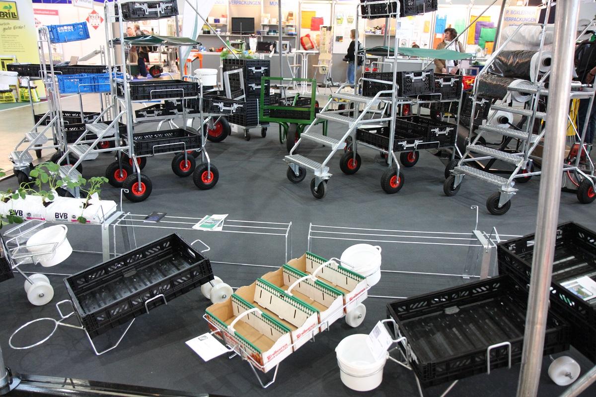 truskawka, malina, expo-SE, Karlsruhe, expo-Direkt, VSSE, MMM Tech Support, Andermatt Biocontrol, Metasee