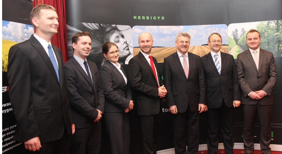 F&N Agro Polska, FMC Corporation, NUFARM, Sumitomo, Wuxal, Prolectus 50 WG