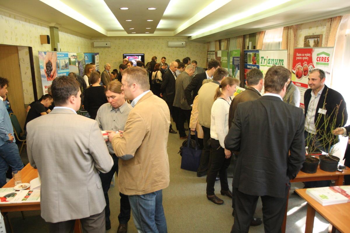 Konferencja borówkowa, uprawa borówki, borówka amerykańska, jagodnik