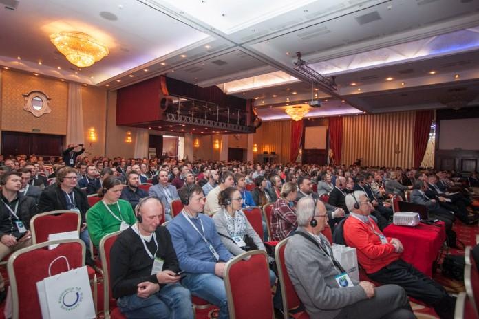 Uczestnicy Konferencji Borówkowej